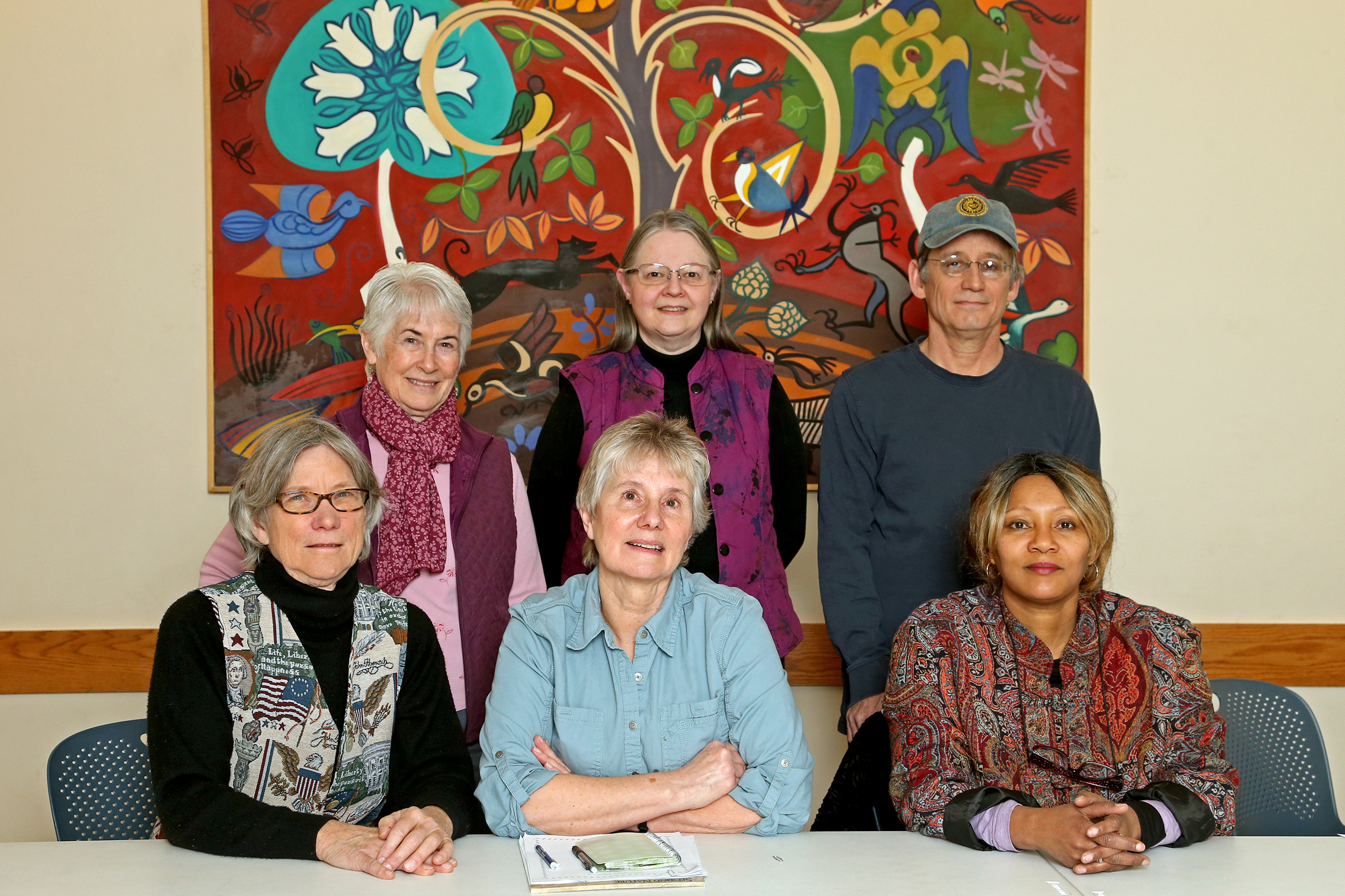 Fairbanks Library Foundation Board 2016